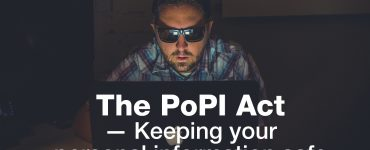 The Protection of Personal Information (PoPI) Act and Your Company's Payroll